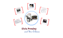 The South: Elvis Presley and New Orleans