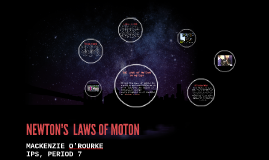 Copy of NEWTON'S  LAWS OF MOTON
