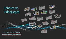 Copy of Generos de Videojuegos