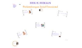 Erik H Erikson