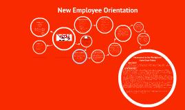 Weck's New Employee Orientation