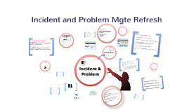 Problem and Incident Management Refresh