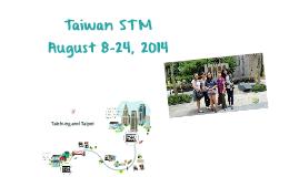 Taichung and Taipei