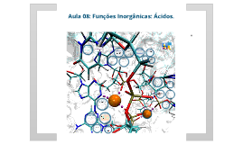 Química Inorgânica CEC - Turmas I e II 2012- Aula 08 - Prof. Marcelo Rosa