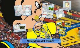 Copy of El Distrito de Villa María del Triunfo es uno de los 43 dist
