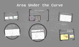Area Uder the Curve