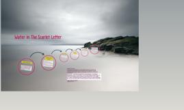 Scarlet Letter Timeline Prezi