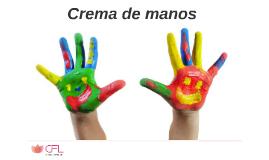 Crema de manos GENERAL