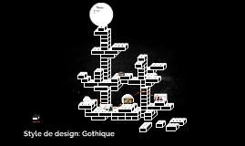 Style de design: Gothique