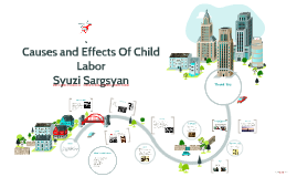 causes and effect of child labor Child labour refers to the use of children as a source of labour while depriving them of their fundamental rights in the process such rights include the opportunity.