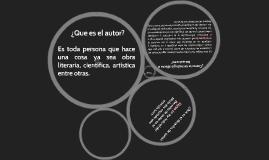 """""""El derecho de autor en el entorno digital"""""""
