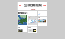 Copy of SOUTH WEST OF ENGLAND