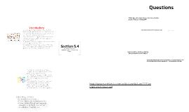 Copy of Biology 5.4