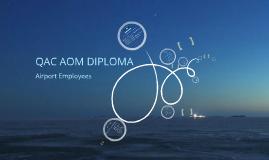 QAC AOM Diploma