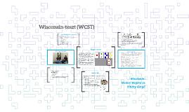 Wisconsin-teszt