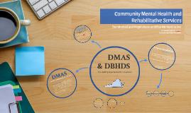 Community Mental Health and Rehabilitative Services Fine-Tuned