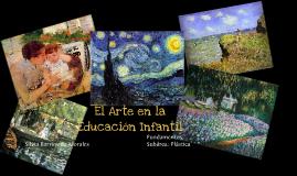 Copy of El Arte en la Educación Infantil I