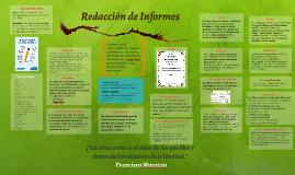 Redacción de Informes