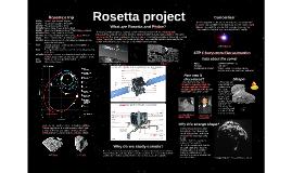 Rosetta project