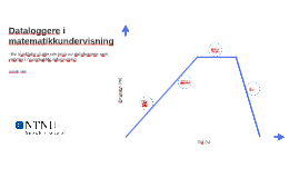Dataloggere i matematikkundervisning