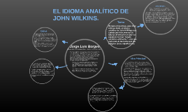 Copy of EL IDIOMA ANALÍTICO DE JOHN WILKINS.