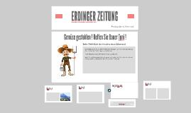 ERDINGER ZEITUNG