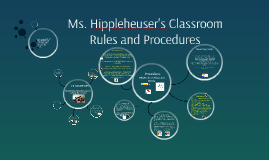 Ms. Hippleheuser's Classroom Rules