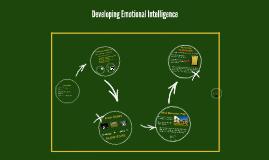 Developing Emotional Intelligence