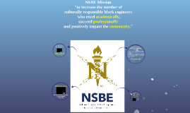 NSBE Informational