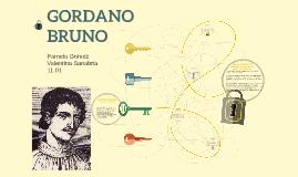 GORDANO BRUNO