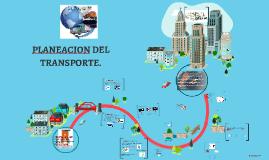 Copy of Proceso de Planeación del Sistema de Transporte