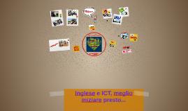 Inglese e ICT: meglio iniziare presto...