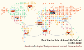 Rolul SUA in Sistemul Mondial