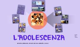 Copy of ADOLESCENZA