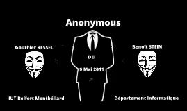 DEI - Anonymous