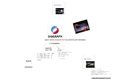 What's Siggraph