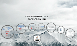 OUR FOCUS IN 2014