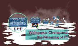 Webquest:  Everything You Need to Know About Circles in 6th