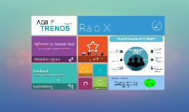 Agile Trends - Raio X