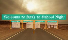 AVID Back to School Night