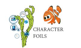 Foil: Finding Nemo