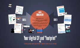 "Your digital CV and ""footprint"" (2)"