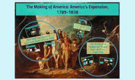 The Making of America: 1789-1838