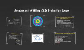 Risk Assessment Model for Child Protection in Ontario