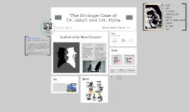 Copy of The Strange Case of Dr. Jekyll and Mr. Hyde