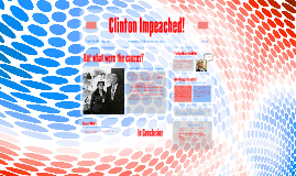 Clinton Impeached!