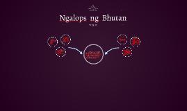 Ngalops ng Bhutan