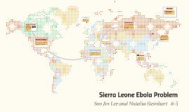 Sierra Leone Ebola Presentation