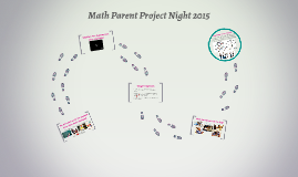 Math Parent Project Night 2015