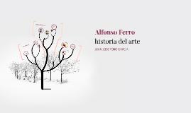 Alfonso Ferro